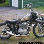 Xs650 Project For Sale, NY