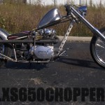 El Pepito XS650 Ardcore Choppers