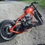 Uhh xs650 chop of course