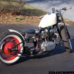 1974 XS650 Bobber for sale
