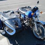 1976 XS 650 with Sidecar FOR SALE