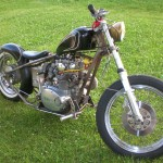 """""""LOW INCOME"""" XS650"""