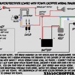 regulator/rectifier combo with points wiring diagram
