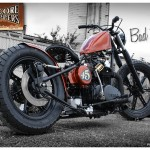 Root Beer Candy xs 650: Ardcore Choppers