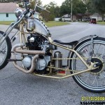 1982 XS 650 chopper / bobber for sale