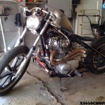 78 xs650 chop in progress part 2