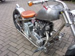 Yamaha XS 650 Bobber almost ready for paint
