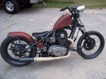xs650 Bobber Kick Ass!!!