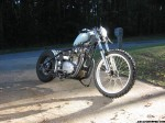 Dennys xs650 project
