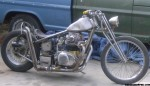 chris's - Xs650 Chopper