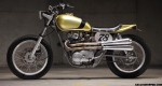 Matt Machine's 1978 XS650 Street Tracker