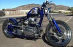 The Blue Bommer (bobber)