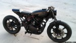 RAW Customs 1979 XS650..Black Ice
