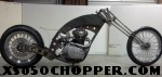 Rick's xs650 Hot Rod Chopper
