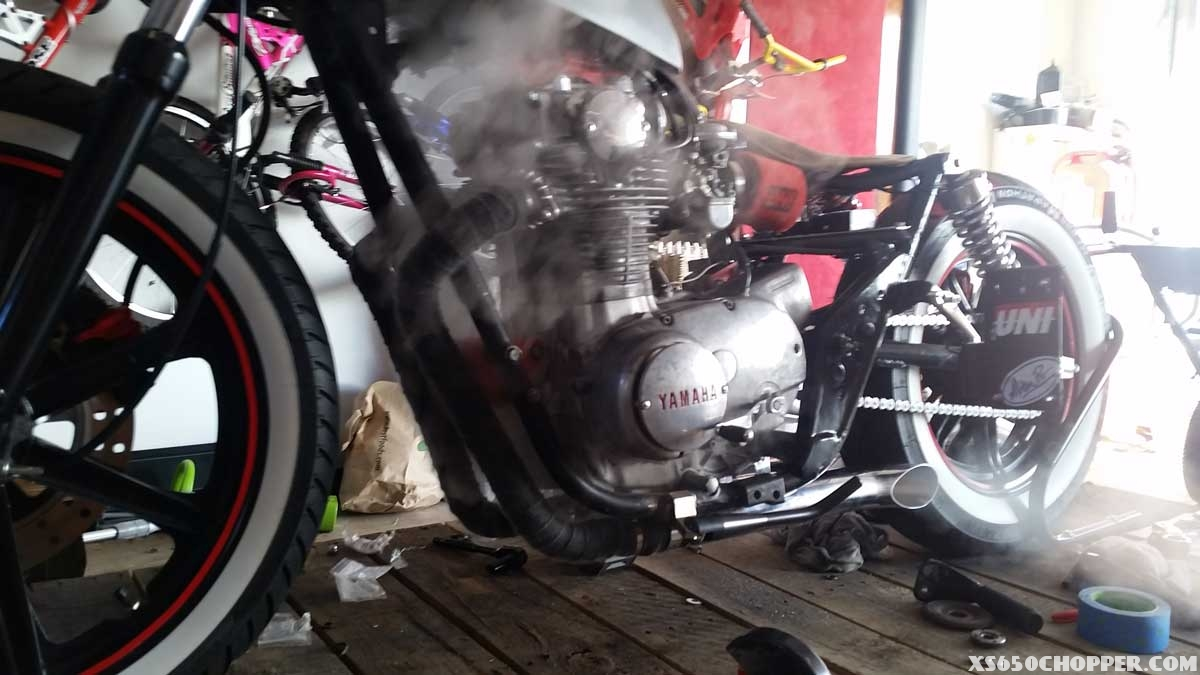 79 xs650 Special