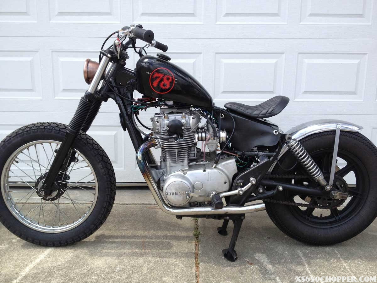 1978 XS650 Special (Bobber)