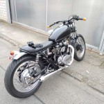 Dirk's Updated 76 XS650