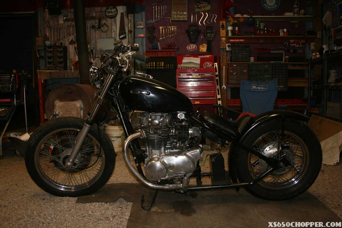 My 83 Chopper