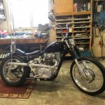 Billys 1972 chopper