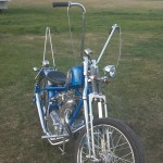 Scott's 1977 Old School Chopper