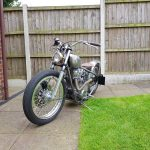 666 Fabrication's: XS650 Bobber..