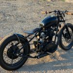 James' 1972 XS Bobber