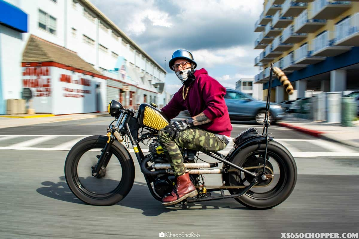Fifty Shades of Gold Bobber