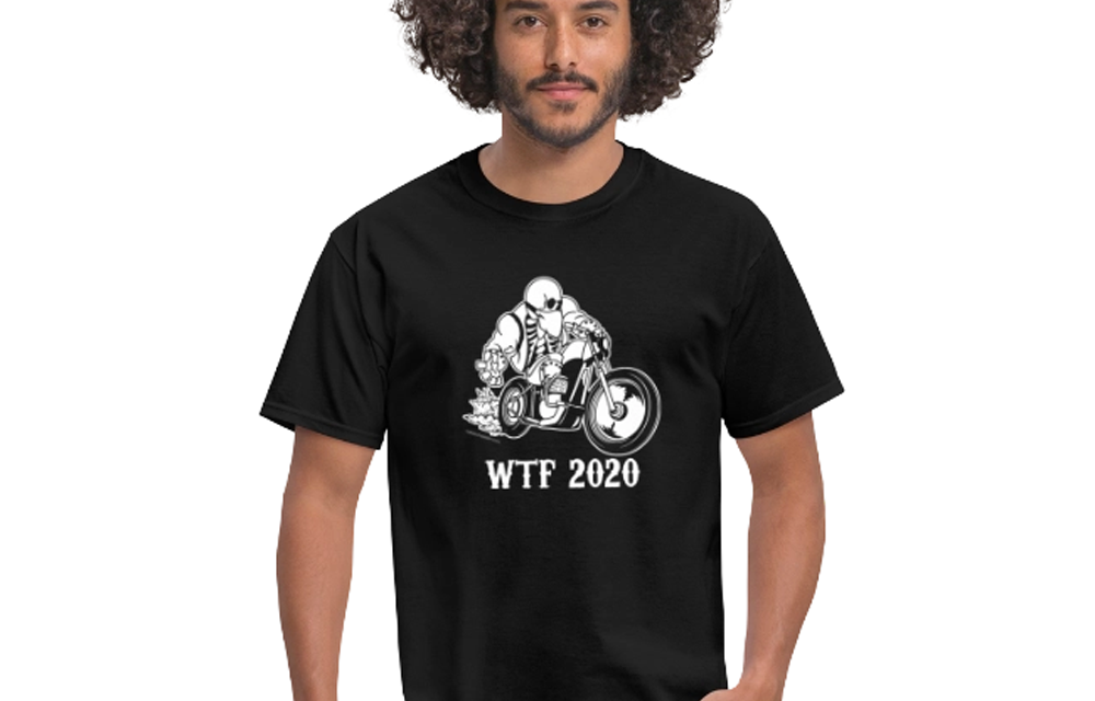 Limited edition 2020 xs650chopper tshirt