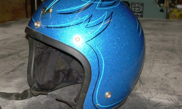 Why You should wear a motorcycle helmet