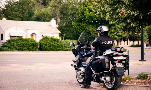 WHat kind of motorcycle do police use